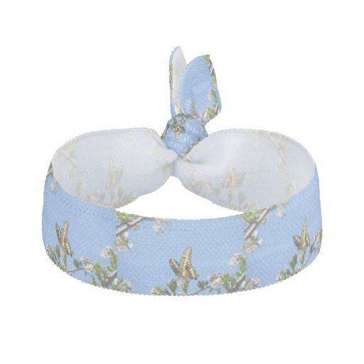 Giant Swallowtail Butterfly Elastic Hair Tie