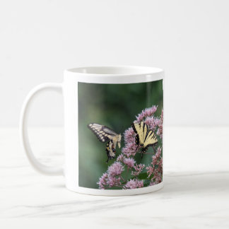 Giant Swallowtail & Eastern Tiger Swallowtail Coffee Mug