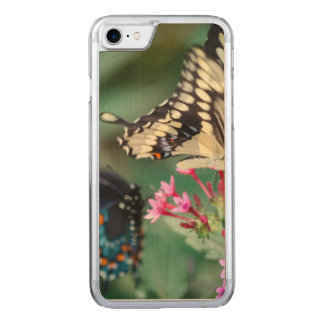 Giant Swallowtail Papilio Cresphontes Carved iPhone 8/7 Case