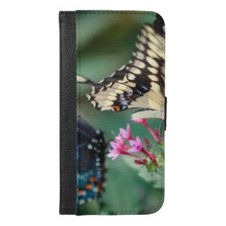 Giant Swallowtail Papilio Cresphontes iPhone 6/6s Plus Wallet Case
