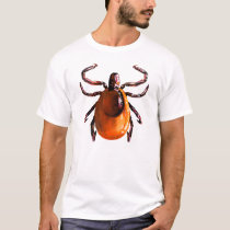Giant Tick t-shirt