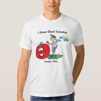 Giant Tomato Growers T Shirt