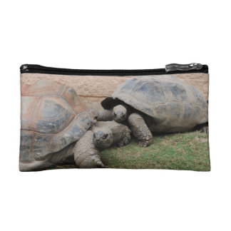 giant tortoises cosmetic bag