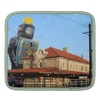 Giant Toy Robot Terrorizes Lansdale Sleeves For iPads