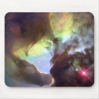 Giant Twisters in the Lagoon Nebula Mouse Pad