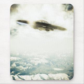 Giant UFO Mouse Pad