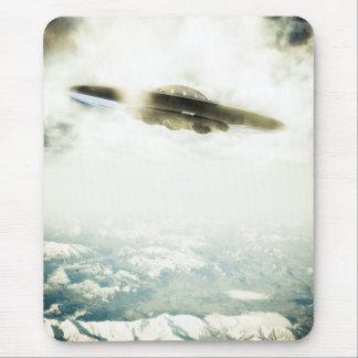Giant UFO Mousepads