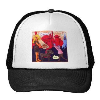 Giant Veggie Pizza Trucker Hat