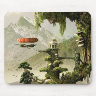 Giant Willow Fantasy Mouse Pad