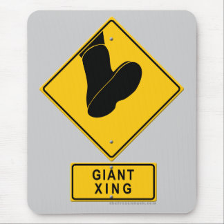 Giant XING Mouse Pad
