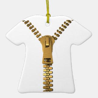Giant Zipper Ornament