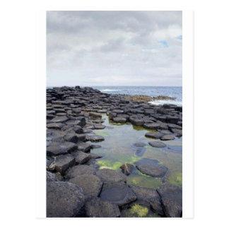 giant's causeway 2 , Ireland Postcard