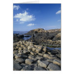 Giants Causeway, County Antrim, Northern Card