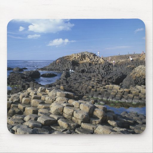 Giants Causeway, County Antrim, Northern Mouse Pad
