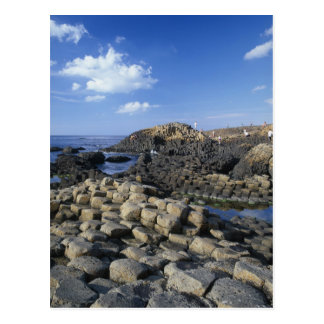 Giants Causeway, County Antrim, Northern Post Card
