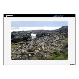 "Giants Causeway Northern Ireland 15"" Laptop Skins"