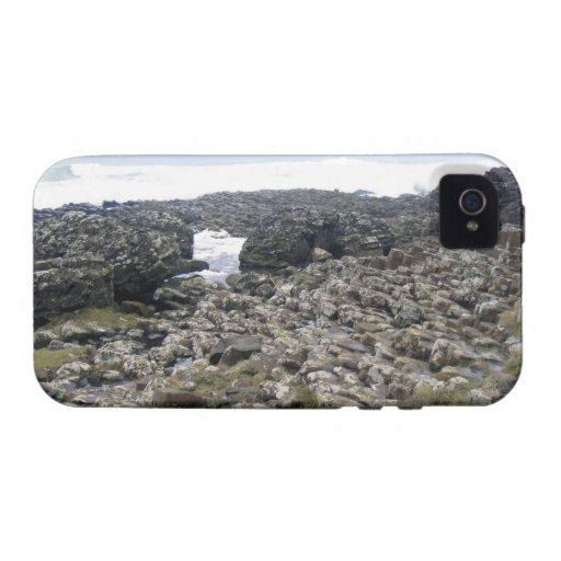 Giants Causeway Northern Ireland iPhone 4 Covers