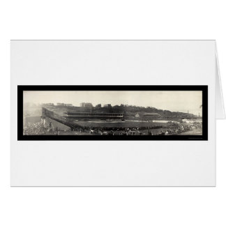 Giants World Series Photo 1905 Card