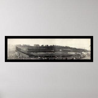 Giants World Series Photo 1905 Poster