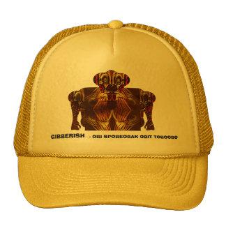 GIBBERISH - obi spobeobak obit toboobo Trucker Hat