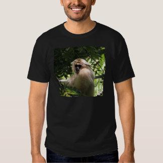 Gibbon Monkey Tee Shirt