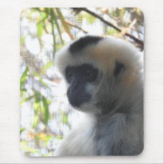 Gibbon Mouse Pad