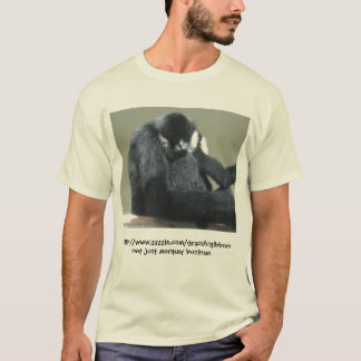 gibbon photo shirt