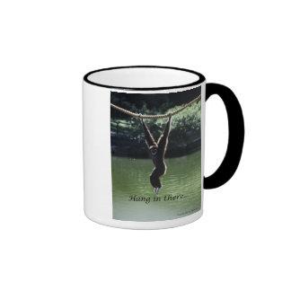 Gibbon Ringer Mug