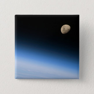 Gibbous Moon from Orbit Button