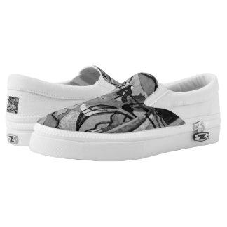 Gibbous Slip-On Sneakers