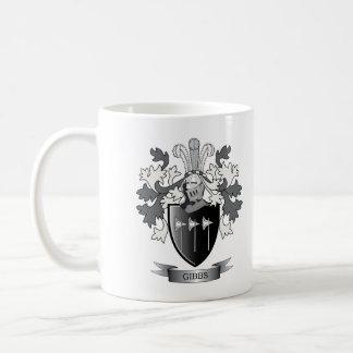 Gibbs Family Crest Coat of Arms Coffee Mug