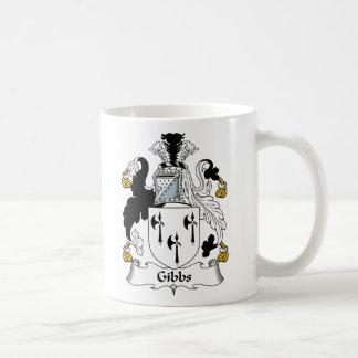 Gibbs Family Crest Coffee Mug