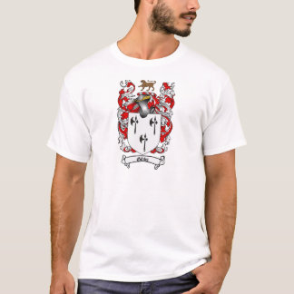 GIBBS FAMILY CREST -  GIBBS COAT OF ARMS T-Shirt