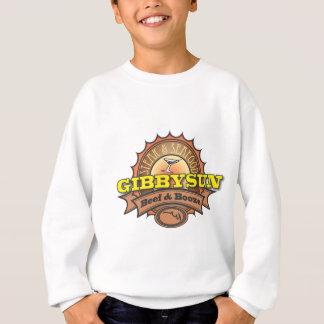 Gibby Sun Booze and Beer Sweatshirt