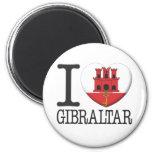 Gibraltar 2 Inch Round Magnet