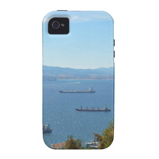 Gibraltar Anchorage From Above iPhone 4/4S Case
