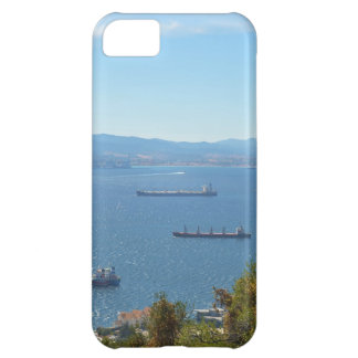 Gibraltar Anchorage From Above Cover For iPhone 5C