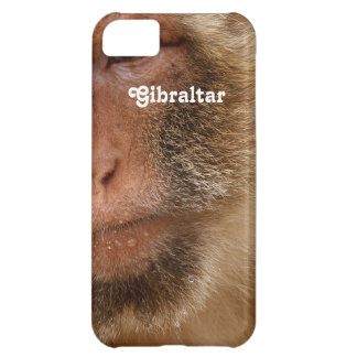 Gibraltar Barbary Macaques Cover For iPhone 5C