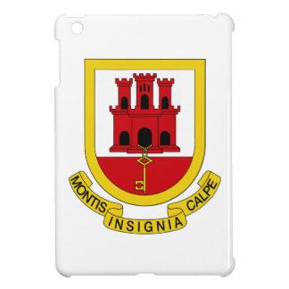 Gibraltar Coat of Arms iPad Mini Cases