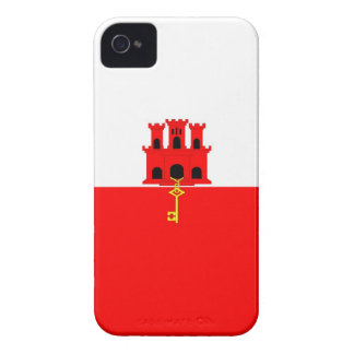 gibraltar country flag case iPhone 4 cases