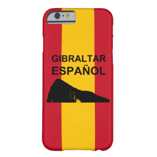 Gibraltar Espanol Barely There iPhone 6 Case