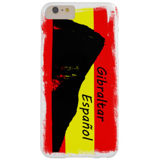 Gibraltar Espanol Barely There iPhone 6 Plus Case