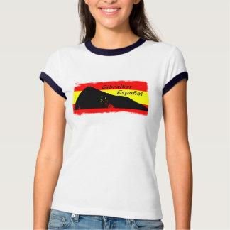 Gibraltar Espanol Camisas