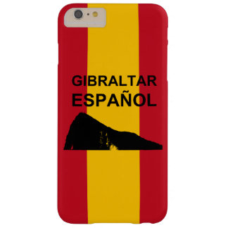 Gibraltar Espanol Funda Para iPhone 6 Plus Barely There