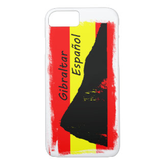 Gibraltar Espanol iPhone 8/7 Case