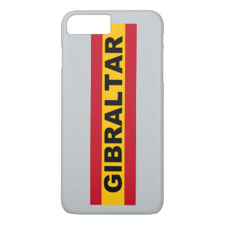 Gibraltar Espanol iPhone 8 Plus/7 Plus Case