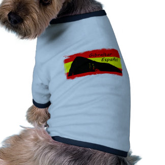 Gibraltar Espanol Camisetas De Perrito