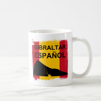 Gibraltar Español Taza