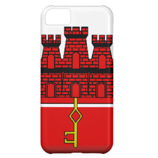Gibraltar Flag Cover For iPhone 5C