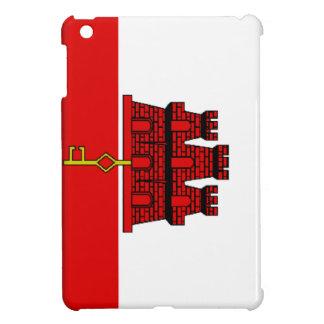 Gibraltar Flag iPad Mini Cover